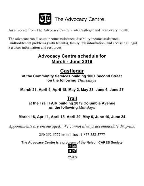 2019 March - June Trail Castlegar schedule.pdf_page_1