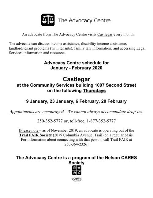 2020 Castlegar schedule Jan - Feb.pdf_page_1
